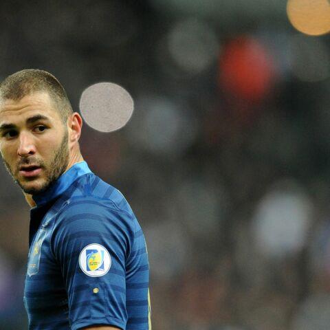 Karim Benzema contre-attaque!