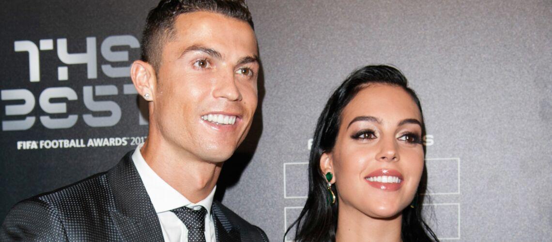 PHOTO – Cristiano Ronaldo, papa pour la 4ème fois: découvrez le sexe et le prénom du bébé