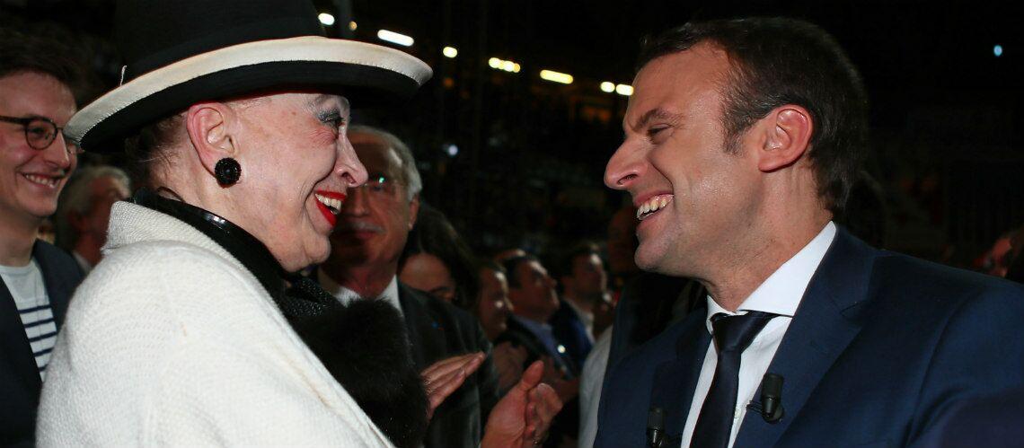 «C'était mon ami, je le déteste maintenant»: Geneviève de de Fontenay pas tendre avec Emmanuel Macron