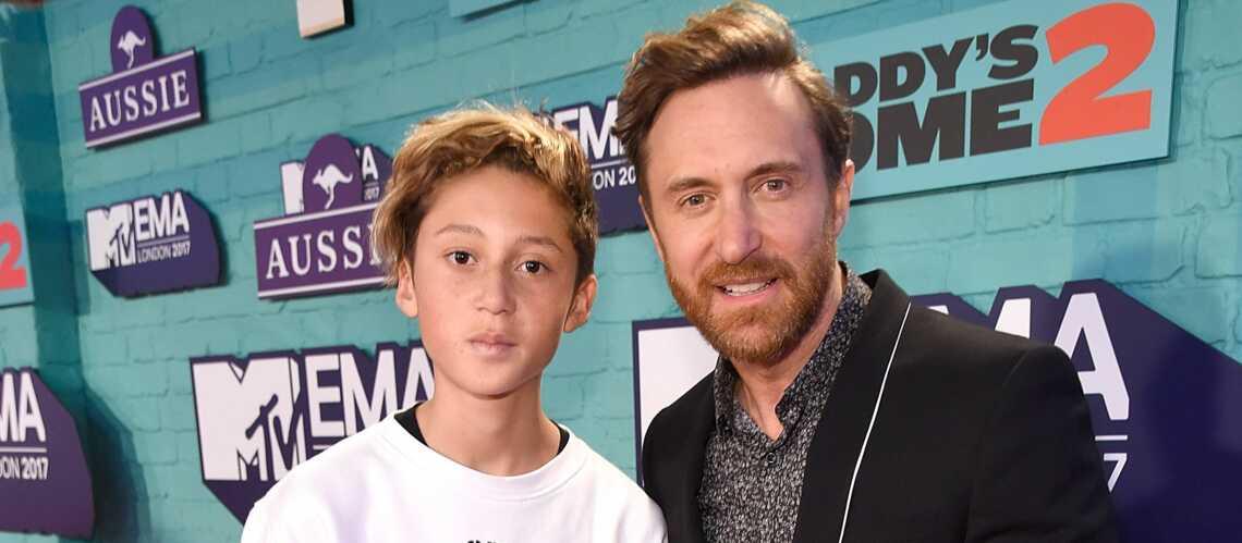 David Guetta vous présente son fils Elvis: le petit garçon est son portrait craché