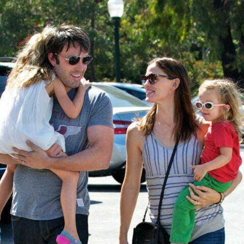 Ben Affleck et Jennifer Garner: c'est un garçon!
