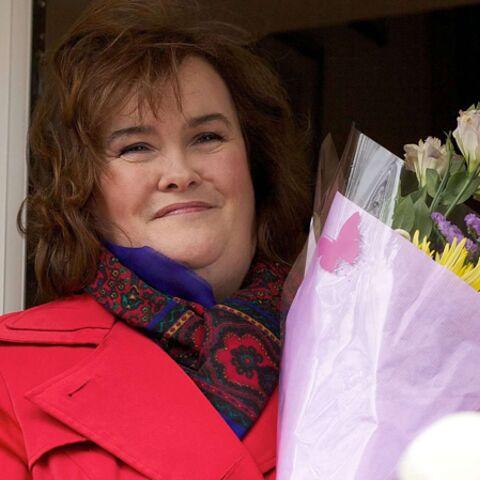 Susan Boyle cherche l'amour