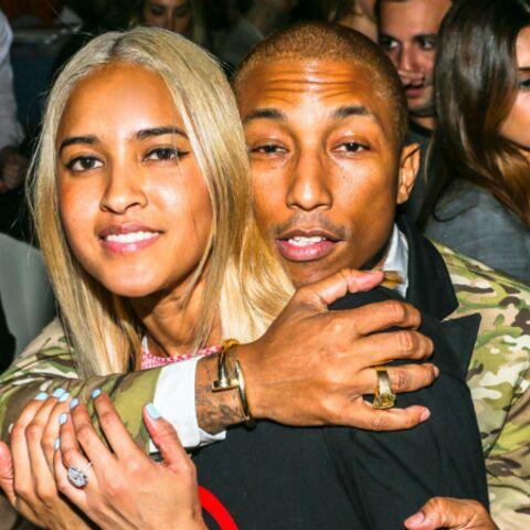 Photos- Pharrell Williams a épousé la mère de son fils