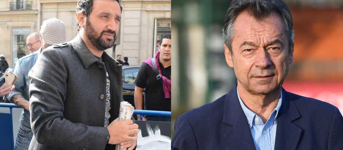 Le ton monte entre Michel Denisot et Cyril Hanouna