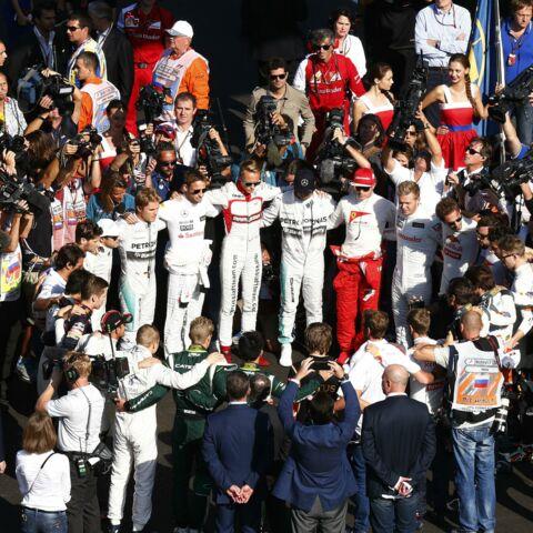Jules Bianchi: L'émouvant hommage du milieu de la F1 à Sotchi