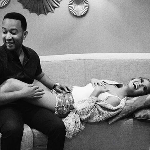 John Legend va être papa