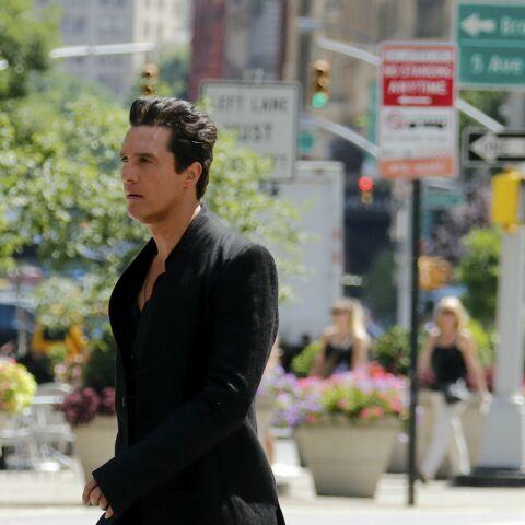 Matthew McConaughey: Comment son fils Levi a fait de lui un homme