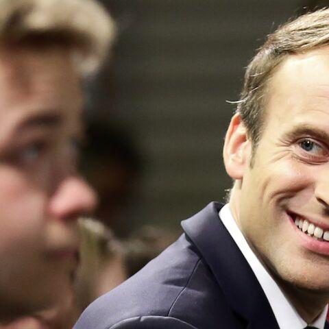 PHOTO – Emmanuel Macron «je ne suis pas arrogant»