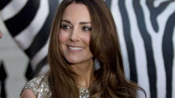 Photos- La prin­cesse Kate, sublime pour son premier tapis rouge