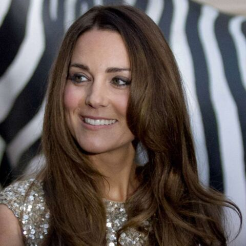 Photos- La princesse Kate, sublime pour son premier tapis rouge