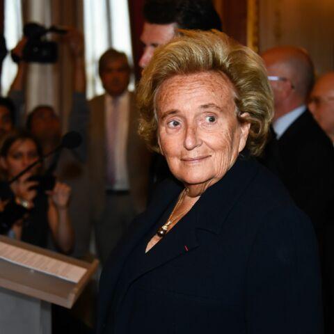 Bernadette Chirac: Quand Jacques est mécontent «il me donne un petit coup de canne»