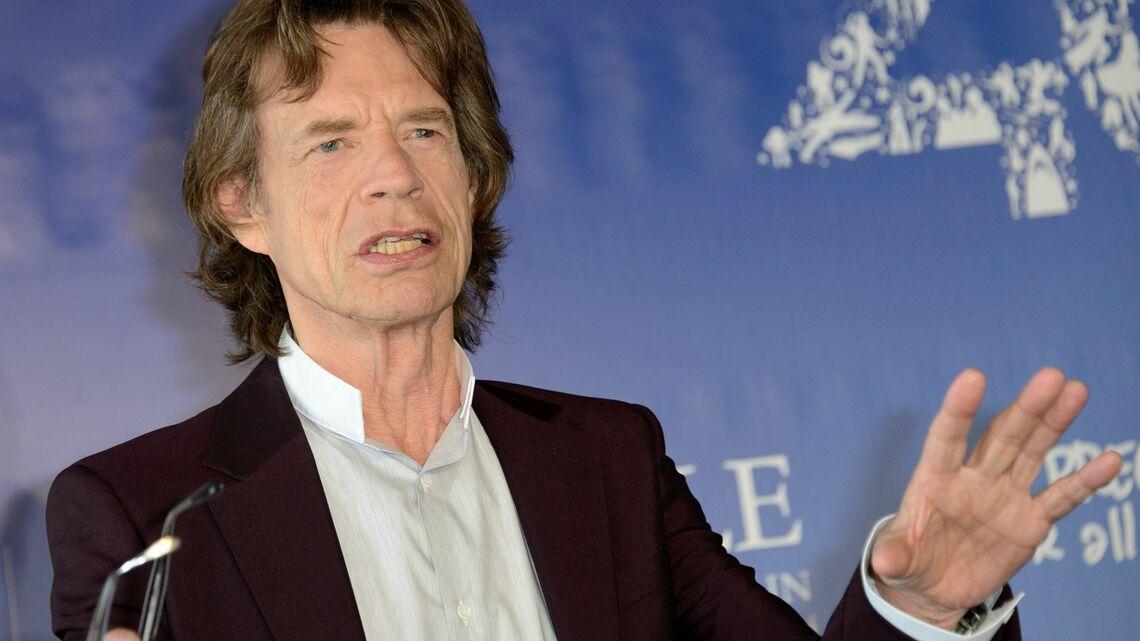 Vidéo- Mick Jagger: reconversion ciné au Festival de Deauville