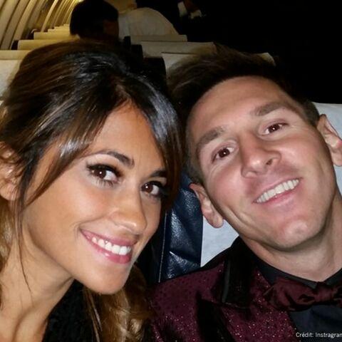 Lionel Messi papa pour la deuxième fois