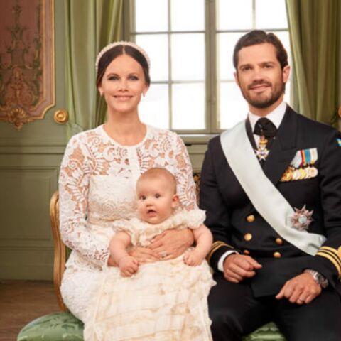 Photos – Les photos officielles du baptême du Prince Alexander de Suède