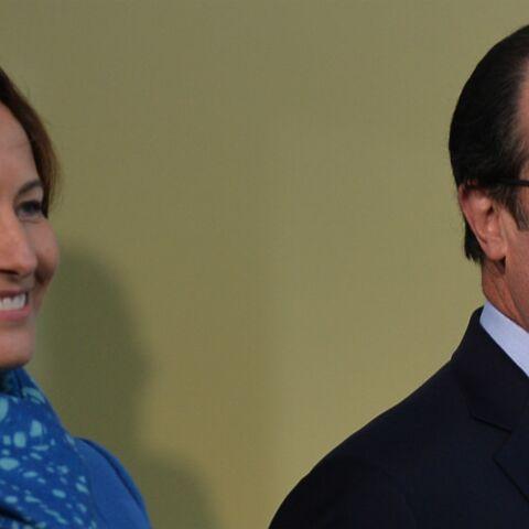 François Hollande et Ségolène Royal: plus proches que jamais