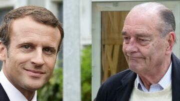 Emmanuel et Brigitte Macron ont rendu visite au couple Chirac, l'ancien président a offert un magnifique cadeau
