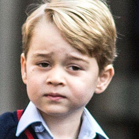 A l'école, le prince George découvre un «mini café-philo»