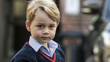 PHOTOS – Prince George: icône de style miniature, ses mocassins pour son premier jour d'école sold out en un temps record