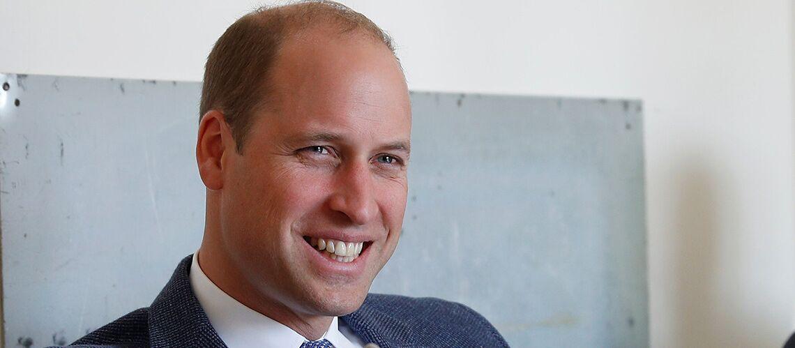 Le prince William a-t-il dévoilé, par erreur, la date à laquelle Kate Middleton allait accoucher?