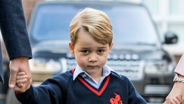 Une femme arrêtée devant l'école du prince George: la sécurité du jeune prince en question