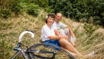 Exclu Gala – Jeannie Longo: Patrice, l'homme de sa vie