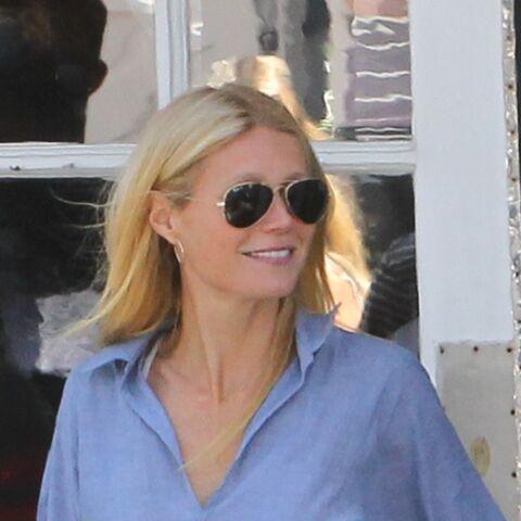 Gwyneth Paltrow, retour au flirt