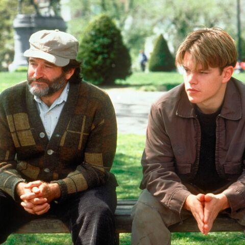 Le banc de Will Hunting, mémorial pour Robin Williams