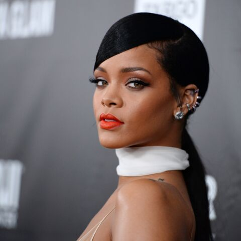 Rihanna arrive dans The Voice