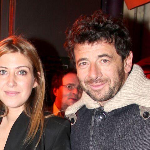 PHOTO–Patrick Bruel et son ex-femme Amanda Sthers, heureux de «travailler enfin ensemble»