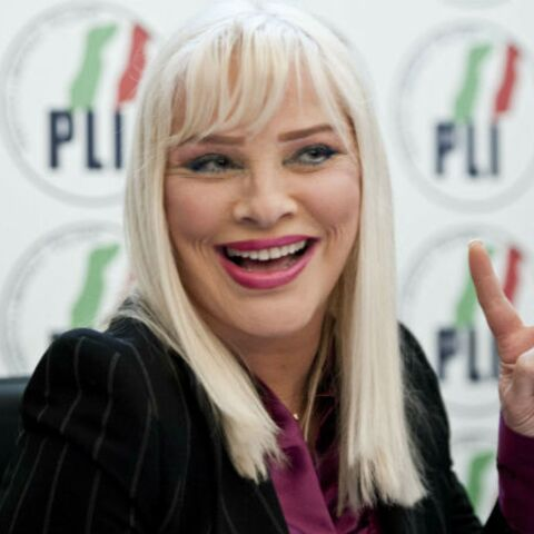 La Cicciolina relance sa carrière politique