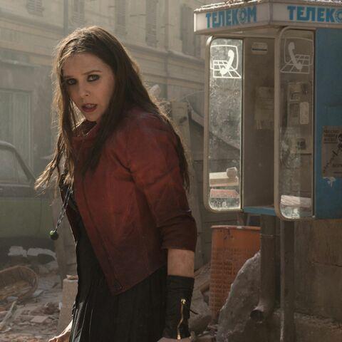 Elizabeth Olsen: «J'étais assez intimidée»