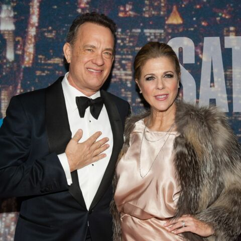 Rita Wilson souffre d'un cancer du sein
