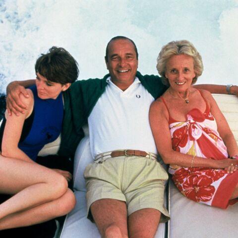 Le clan Chirac: deux filles, deux destins