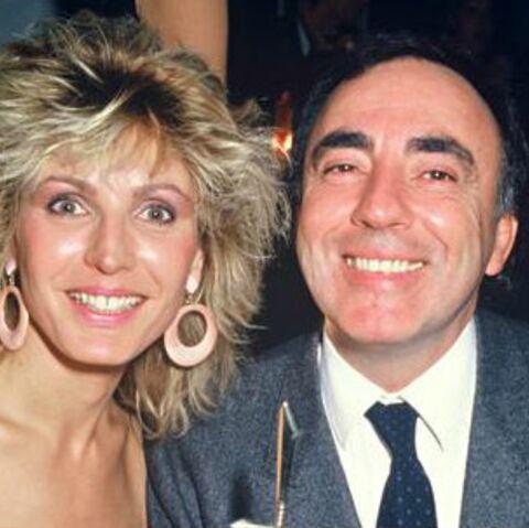 Evelyne Dhéliat face à la mort de son mari: Philippe a eu des graves soucis de santé