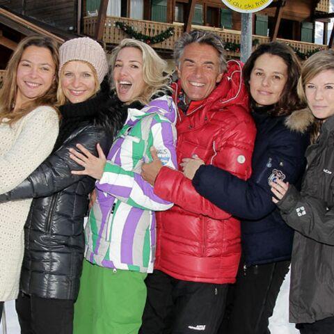 Gérard Holtz et ses drôles de dames ouvrent la saison de ski