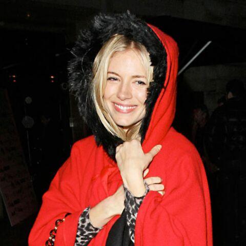 Sienna Miller, Kate Middleton, Blake Lively: toutes en rouge de Noël