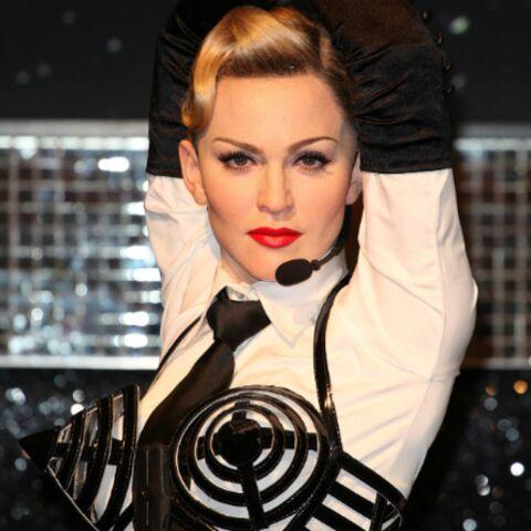 Madonna, poupée de cire