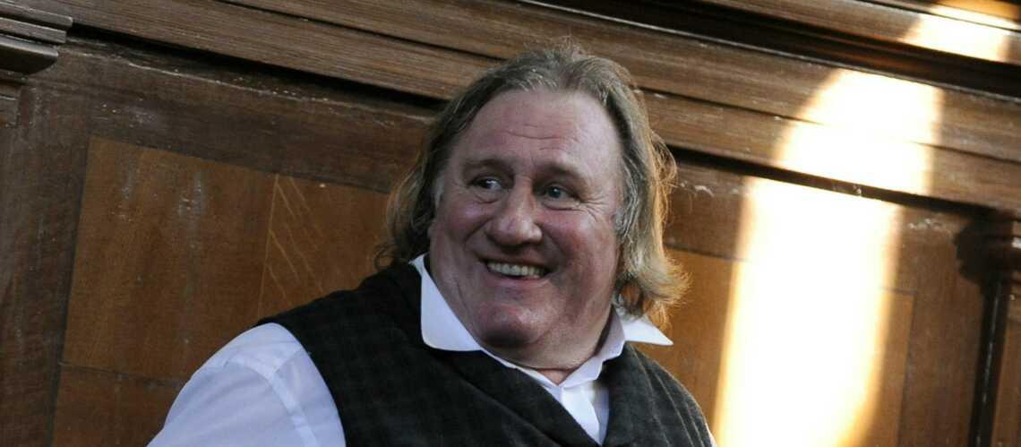 Gérard Depardieu: il a mangé du lion!