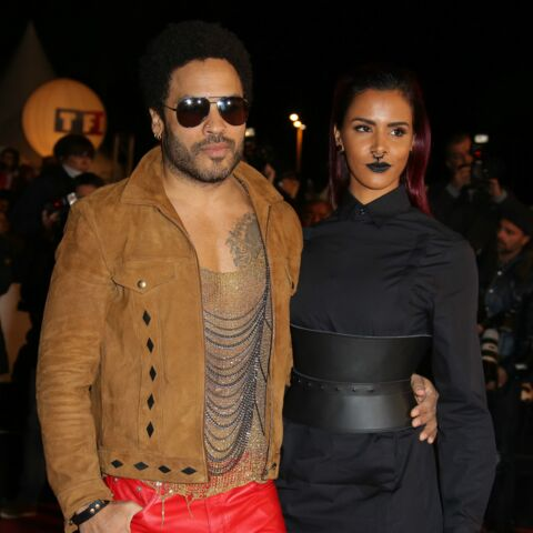 Photos – Shy'm, Lenny Kravitz, le défilé people des NRJ Music Awards