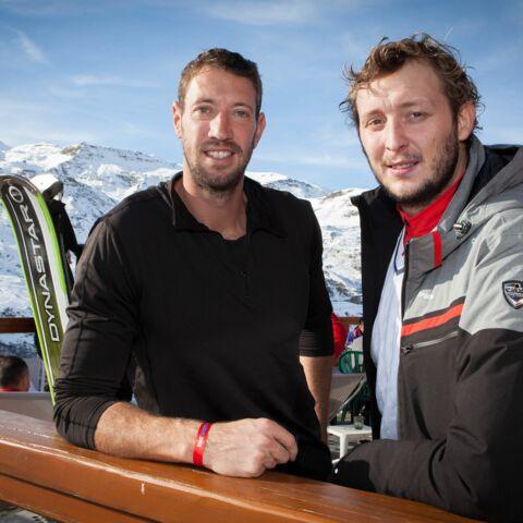 Photos – Alain Bernard, Amaury Leveaux … Tout schuss RMC Sport Games!
