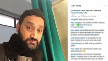Photos – Cyril Hanouna, Jamel Debbouze… Tous aux urnes!