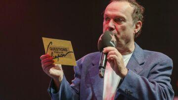 Départ de «Questions pour un champion»: la réaction de Julien Lepers