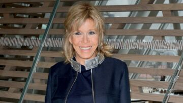 PHOTOS – Brigitte Macron, ses looks cuir et rock'n'roll