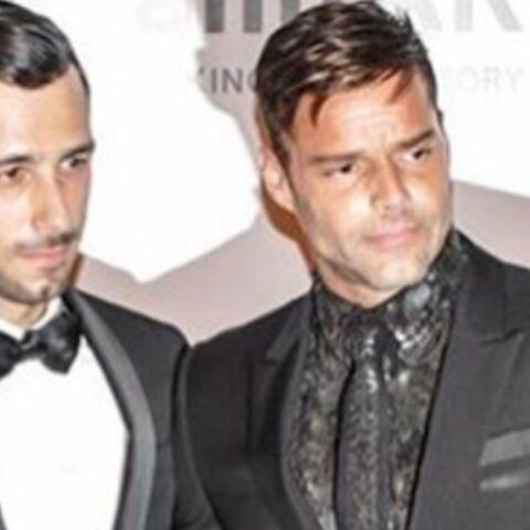 Photo: Ricky Martin, ses jumeaux ont bien grandi