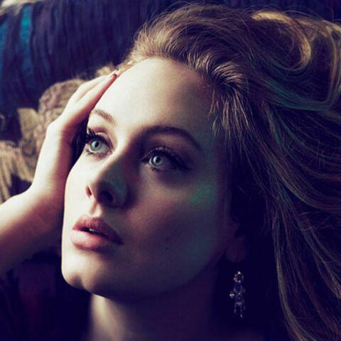 Adele en couverture de Vogue US