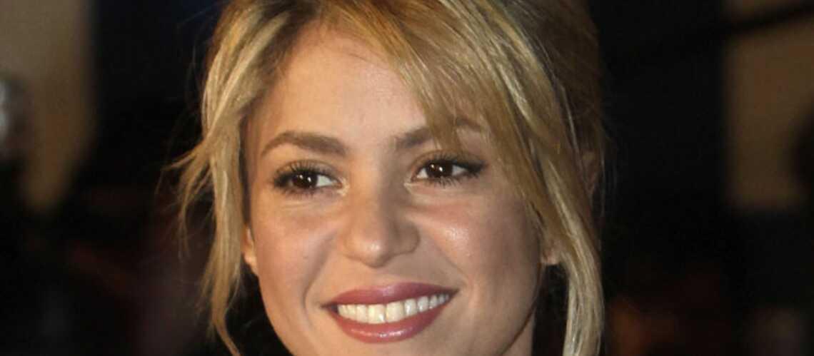 Shakira, sauvagement attaquée par une otarie