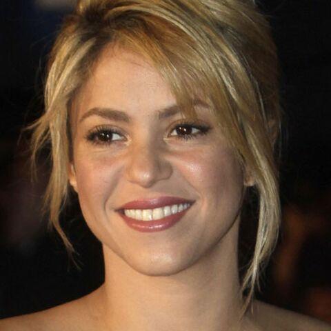 Shakira aime le foot et Gerard Piqué