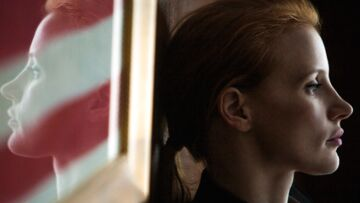 Jessica Chastain, le secret paternel