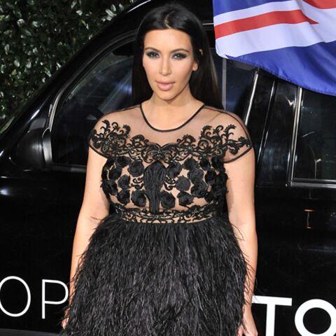 Gala by night: Kim Kardashian, Chris Brown… à l'heure anglaise