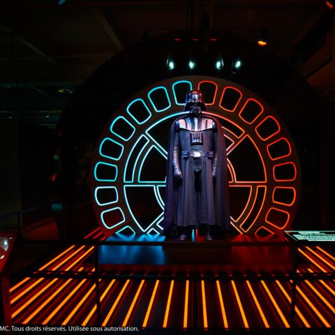 Photos- Expo Star Wars Identities, la Force est en elle